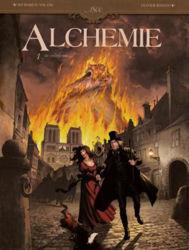 Afbeeldingen van Alchemie #1 - Vuurproef