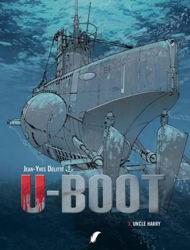 Afbeeldingen van U-boot #3 - Oncle harry (GLENAT, harde kaft)