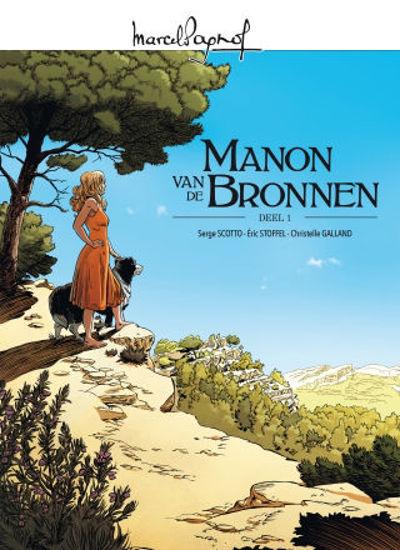 Afbeelding van Marcel pagnol #1 - Manon van de bronnen 1 (SAGA, harde kaft)