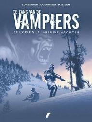Afbeeldingen van Zang van de vampiers #13 - Nieuwe machten (DAEDALUS, zachte kaft)
