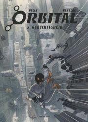 Afbeeldingen van Orbital #5 - Gerechtigheid (MICROBE, zachte kaft)