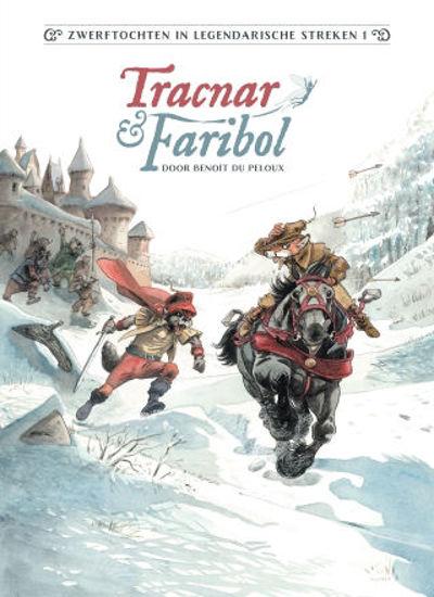 Afbeelding van Zwerftochten in legendarische streken #1 - Tracnar & faribol (SAGA, harde kaft)