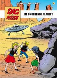 Afbeeldingen van Dag heidi #5 - Onbekende planeet (SAGA, zachte kaft)