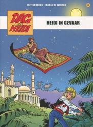 Afbeeldingen van Dag heidi #4 - Heidi in gevaar (SAGA, zachte kaft)