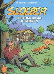 Afbeeldingen van Sloeber #7 - Fluitspeler van veenhuis (SAGA, zachte kaft)