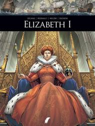 Afbeeldingen van Zij schreven geschiedenis - Elizabeth 1