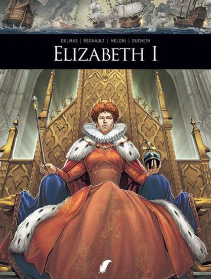 Afbeelding van Zij schreven geschiedenis - Elizabeth 1 (DAEDALUS, harde kaft)