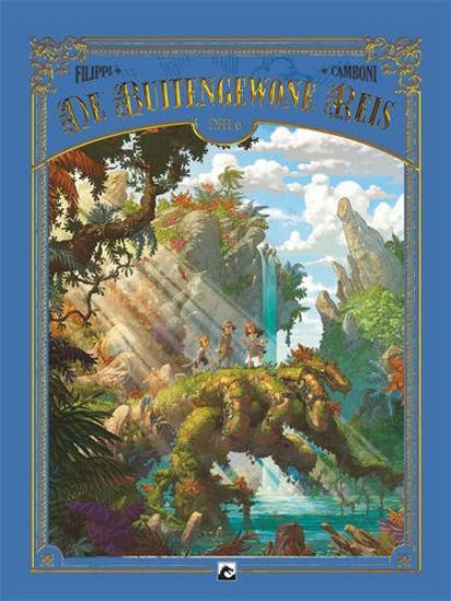 Afbeelding van Buitengewone reis #6 - Buitengewone reis 6 (DARK DRAGON BOOKS, zachte kaft)