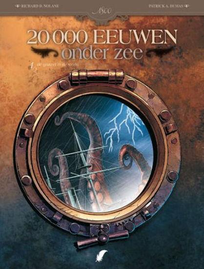 Afbeelding van 20000 eeuwen onder zee pakket 1+2 hc (DAEDALUS, harde kaft)