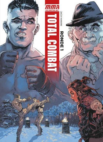Afbeelding van Total combat #1 - Ronde 1 (SAGA, harde kaft)