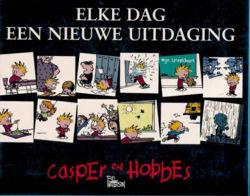 Afbeeldingen van Casper en hobbes #13 - Elke dag nieuwe uitdaging (BIG BALLOON, zachte kaft)