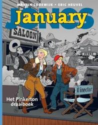 Afbeeldingen van January jones #4 - Pinkerton draaiboek