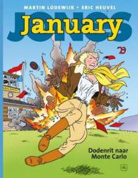 Afbeeldingen van January jones #1 - Dodenrit naar monte carlo