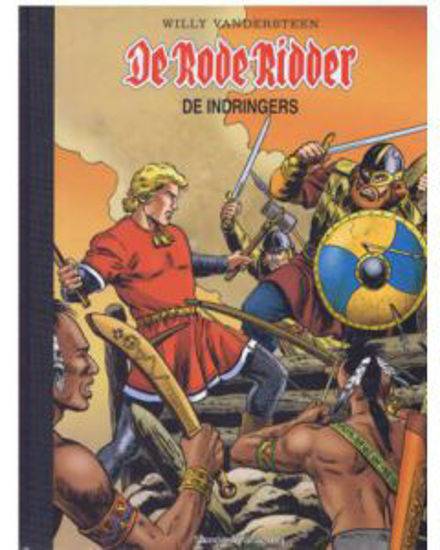 Afbeelding van Rode ridder #240 - De indringers (STANDAARD, harde kaft)