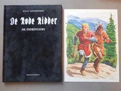 Afbeeldingen van Rode ridder #240 - De indringers