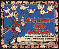 Afbeeldingen van Munchhausen's dolle avonturen