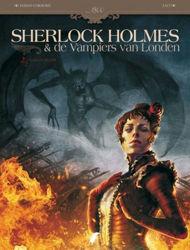 Afbeeldingen van Sherlock holmes & vampiers londen #2 - Dood en levend