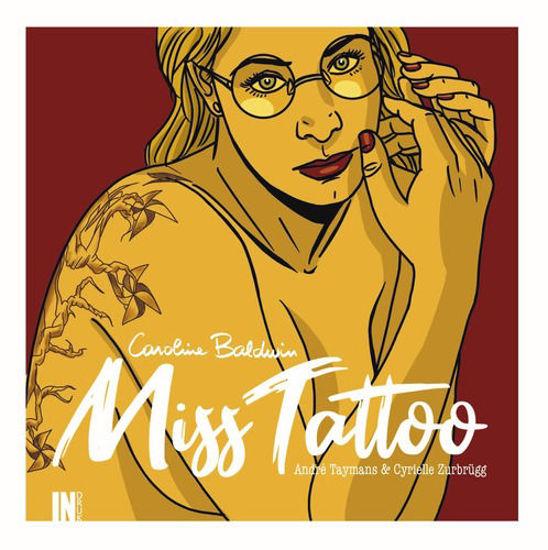 Afbeelding van Miss tattoo (INDRUK, harde kaft)