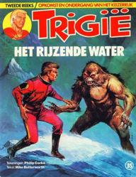 Afbeeldingen van Trigie #35 - Het rijzende water