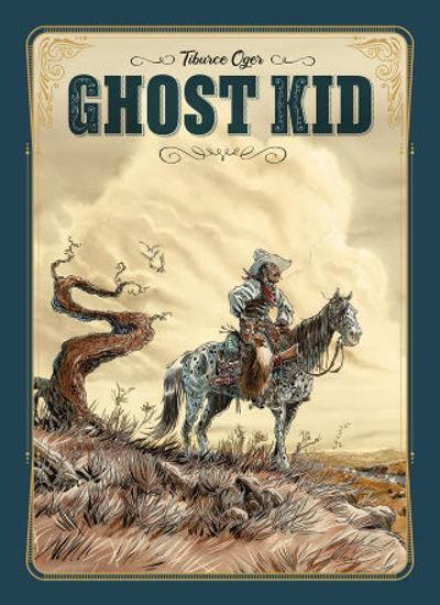Afbeelding van Ghost kid (SAGA, harde kaft)