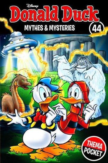 Afbeelding van Donald duck thema pocket #44 - Mythes en mysteries (SANOMA, zachte kaft)