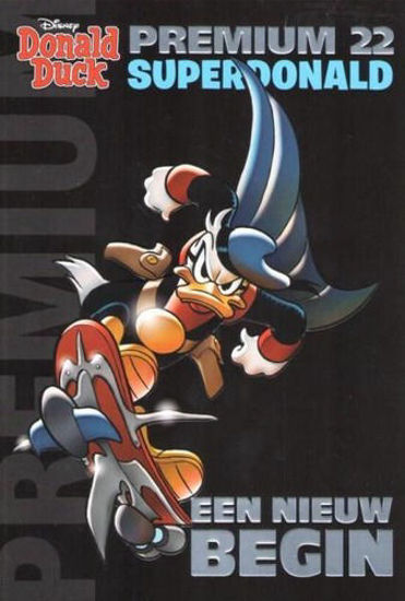Afbeelding van Donald duck premium #22 - Nieuw begin (SANOMA, zachte kaft)