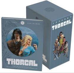 Afbeeldingen van Thorgal - Alles van thorgal getekend door rosinski (LOMBARD, harde kaft)