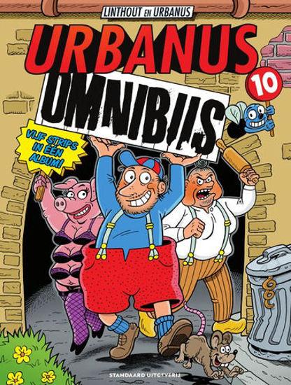 Afbeelding van Urbanus #10 - Omnibus 10 (STANDAARD, zachte kaft)