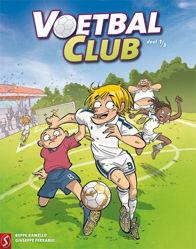 Afbeeldingen van Voetbalclub pakket 1-3