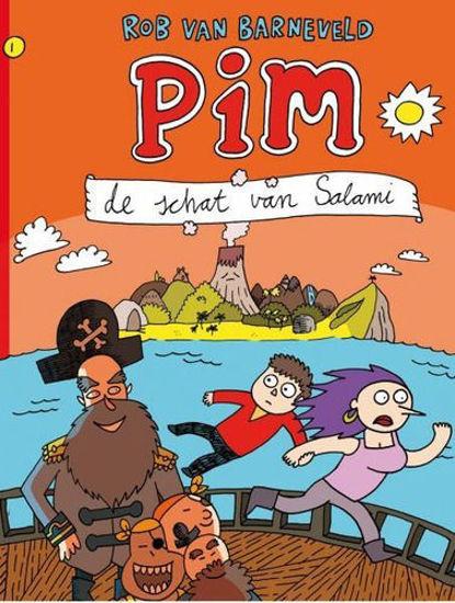 Afbeelding van Pim pakket 1+2 (STRIP 2000, zachte kaft)