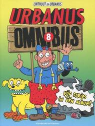 Afbeeldingen van Urbanus #8 - Omnibus 8 (STANDAARD, zachte kaft)