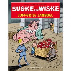 Afbeeldingen van Suske en wiske tros kompas #15 - Juffertje janboel