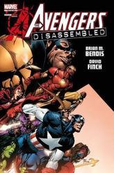 Afbeeldingen van Avengers - Avengers disassembled