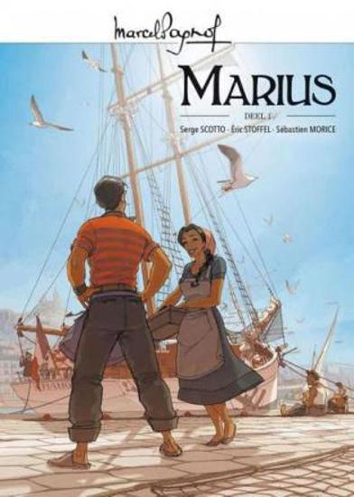 Afbeelding van Marcel pagnol #1 - Marius 1 (SAGA, harde kaft)