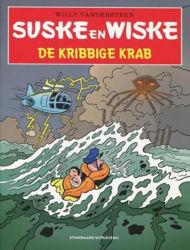 Afbeeldingen van Suske en wiske tros kompas #13 - Kribbige krab