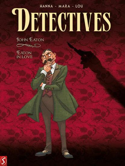 Afbeelding van Detectives #6 - John eaton (SILVESTER, zachte kaft)
