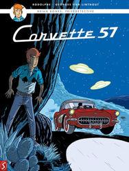Afbeeldingen van Brian bones privedetective #3 - Corvette 57 (SILVESTER, zachte kaft)