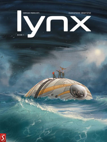 Afbeelding van Lynx #1 - Lynx boek 1 (SILVESTER, harde kaft)