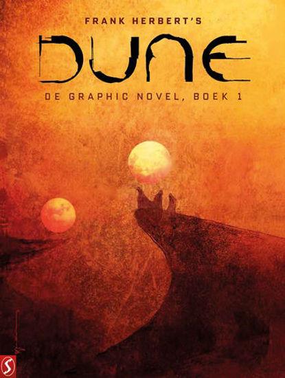 Afbeelding van Dune #1 - Dune de graphic novel boek 1 (SILVESTER, harde kaft)