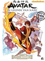 Afbeeldingen van Avatar legende van aang - Avatar collectors pack de zoektocht 1-3