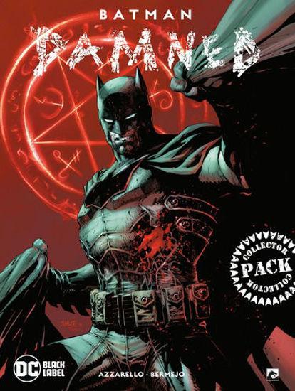 Afbeelding van Batman damned - Batman damned collector pack 1-3 (DARK DRAGON BOOKS, zachte kaft)