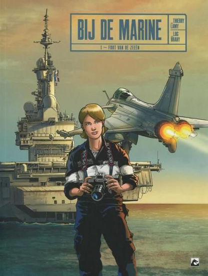 Afbeelding van Pakket bij de marine 1+2 (DARK DRAGON BOOKS, zachte kaft)