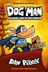 Afbeeldingen van Dog man #6 - Woef van de wildernis