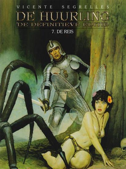 Afbeelding van Huurling #7 - Reis definitieve editie (ARBORIS, harde kaft)