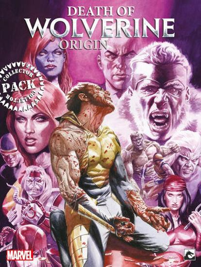 Afbeelding van Wolverine - Origin & death of wolverine collectorspack (DARK DRAGON BOOKS, zachte kaft)