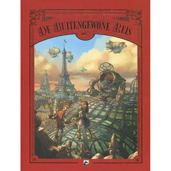 Afbeelding van Buitengewone reis #2 - Buitengewone reis  2 (DARK DRAGON BOOKS, zachte kaft)