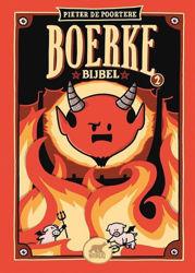 Afbeeldingen van Boerke - Boerke de bijbel 2 (NANUQ, harde kaft)