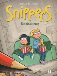 Afbeeldingen van Snippers #9 - Eindstreep
