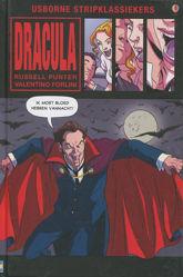 Afbeeldingen van Usborne stripklassiekers - Dracula