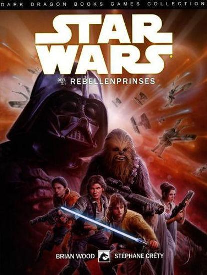 Afbeelding van Star wars collectors pack prinses leia & rebellenprinses (DARK DRAGON BOOKS, zachte kaft)